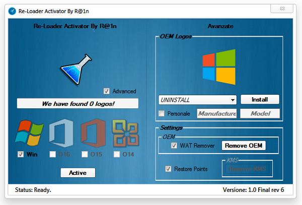 Reloader Activator 3.3 Download - Office and Windows 10 Activator 2020