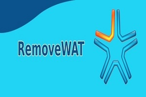 removewat 2.2.6 for you to activate your windows