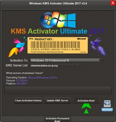 Windows KMS Activator Ultimate 2018 v4.3 - Activators4Windows