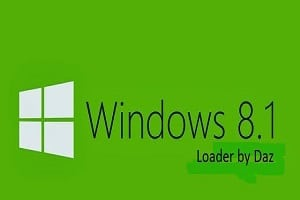 Windows 8.1 Loader Activator by DAZ 2019 Free | Win 8.1 Activation