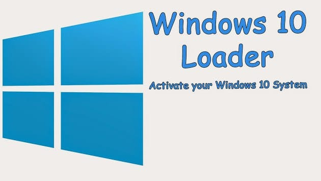 Windows 10 Loader Activator by DAZ - Free Activation 2019