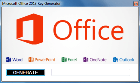 product key word 2013 generator