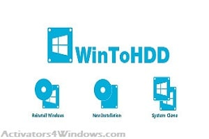 WinToHDD Enterprise 3.2 Crack + Full License Key - [Latest]