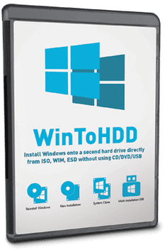 WinToHDD Enterprise 3.2 Crack + Full Keygen | Activators4Windows.com