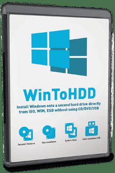 WinToHDD Enterprise 3.2 Crack + Full Keygen | Activators4Windows.com