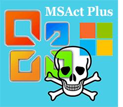MSAct++ 2.0.7.1 by Ratiborus - Windows and Office Activation 2019 from activators4windows.com