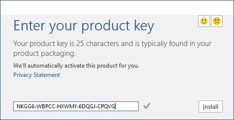Microsoft Office 2016 Product Key Generator 2019 Free - [100% Working]