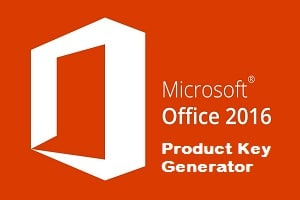 Microsoft Office 2016 Product Key Generator 2019 Free