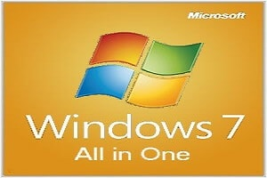 Windows 7 All in One ISO (32-64Bit) Free Download  – [Pre-Activated 2019]