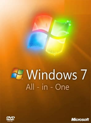 Windows 7 All in One ISO (32-64Bit) Free Download  - [Pre-Activated 2019]