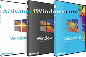 Windows 8 All in One ISO File (x86/x64) – Pre-Activated 2019