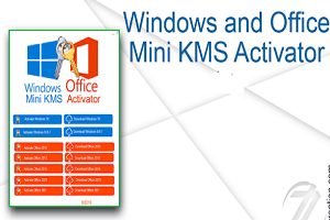 Mini KMS Activator Ultimate 1.8 – Windows and Office Activation 2019