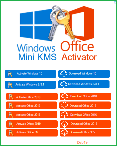 kms activator official site