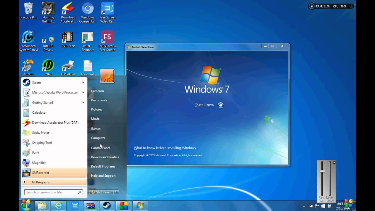 Windows 7 Home Premium Product Key 2019 Free - 100% Working
