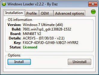 km activator windows 7