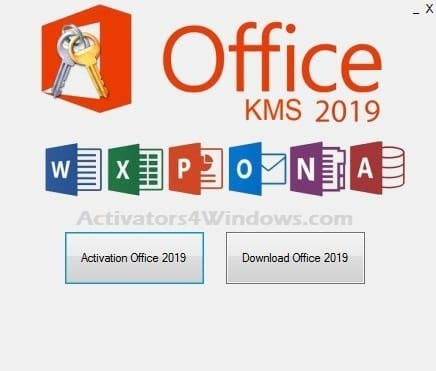 Office 2019 Activator Free Download - Safe and 100% Working