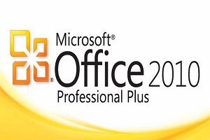 Microsoft Office 2010 Professional Plus Product Serial Key for Free