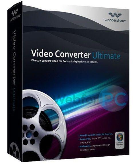 Wondershare Video Converter Ultimate 11.7.3.1 Crack Full Torrent 2020