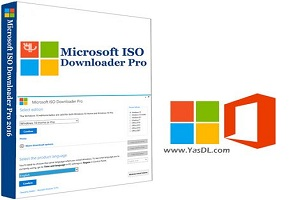 Microsoft ISO Downloader Premium v2.4 with Crack - [Latest]
