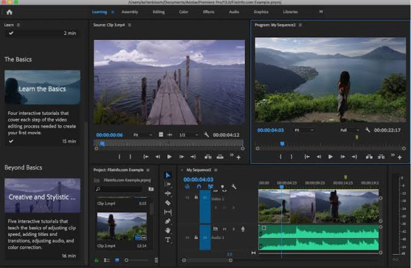Adobe Premiere Pro 2020 Crack v14.0.4.18 (Pre-Activated) Download