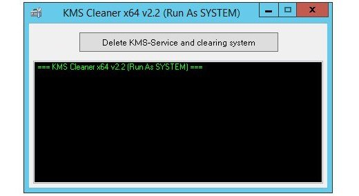 KMS Cleaner 2.2 Free Download - (Removal of KMS Activation 2020)