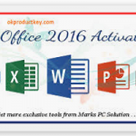 KMS Activator For Microsoft Office 2016 Free Download - Final 2020
