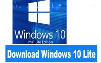 Windows 10 Lite Edition v11 Free Download - [Updated March 2020]