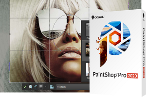 Corel PaintShop Pro 2020 Ultimate 22.2.0.8 Crack with Keygen - [2020]