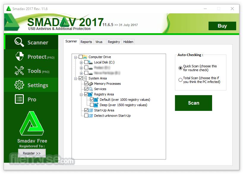 Smadav Pro 2020 14.1.6 With Serial Key Free Download - [Lifetime]