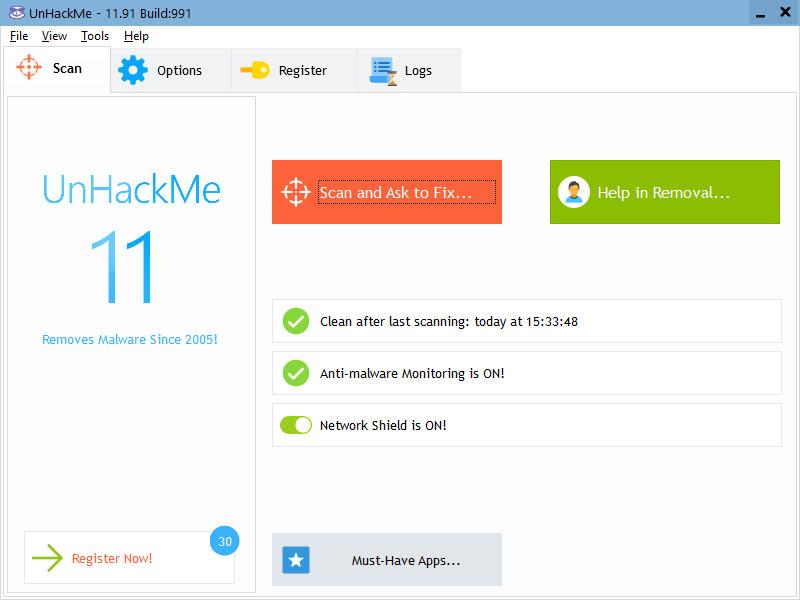 UnHackMe 11.95 Build 995 + Crack Full Version [Latest Version]
