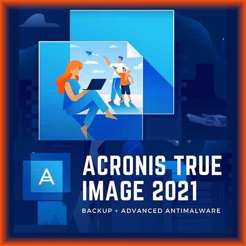 Acronis True Image 2021 Boot Cd