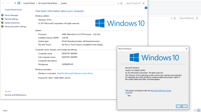 Windows 10 Activator 2020 | 100% Working All Versions 32-64 bit