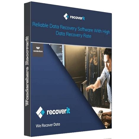 Wondershare Recoverit 9.0.4.7 Crack + Key 2020 [Latest]