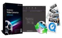Wondershare Video Converter 12.0.3 Crack + Serial Key 2020 Full Torrent