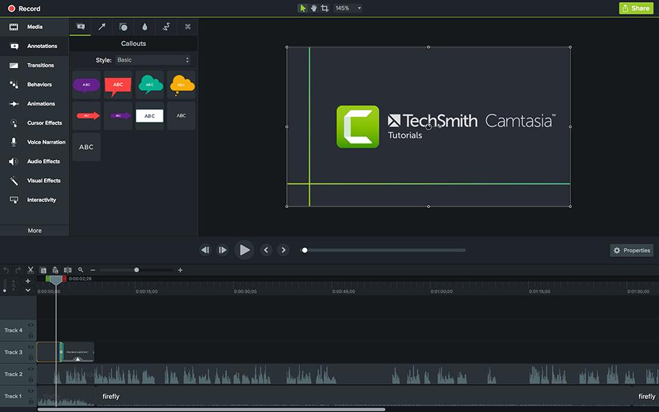 Camtasia Studio 2020.0.8 Crack + Serial Keygen Free Download