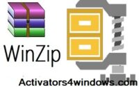 WinZip 25 Registration & Activation Code Free [Latest 2021]