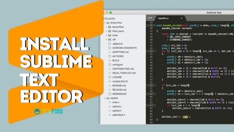 Sublime Text 3.2.2 Build 3211 Crack + License Key 2021 [Mac+Win]