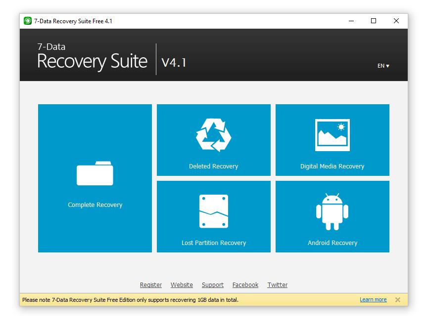 7 Data Recovery Crack 4.4 Registration Code Full (Latest 2021)