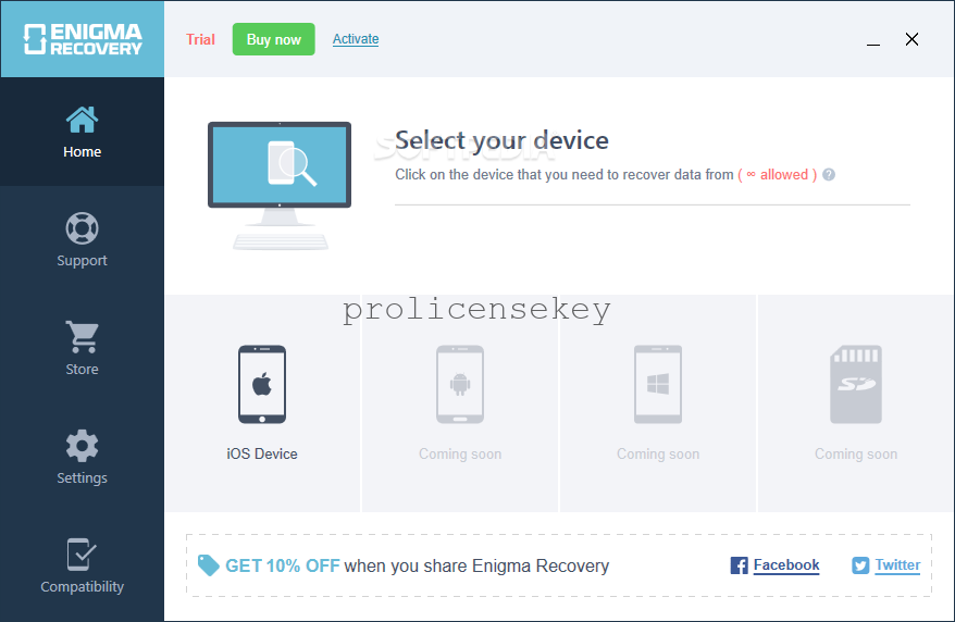 Enigma Recovery 3.6.2 Crack + License Key [Free Activation 2021]