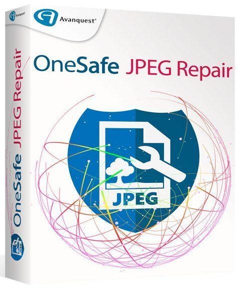 OneSafe JPEG Repair 4.5 Crack + Activation Key 2021 [Latest]
