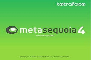 Metasequoia 4.7.4 Crack with Serial Key Free Download