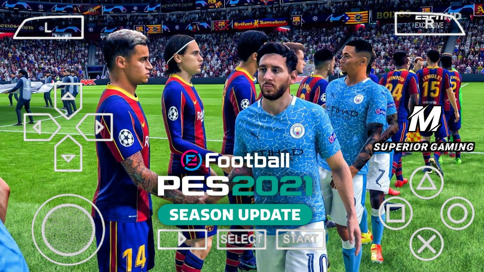 Efootball Pro Evolution Soccer (PES) 2021 Crack Free - Best PC Game