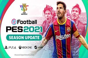 Efootball Pro Evolution Soccer (PES) 2021 Crack Free - Best PC Game