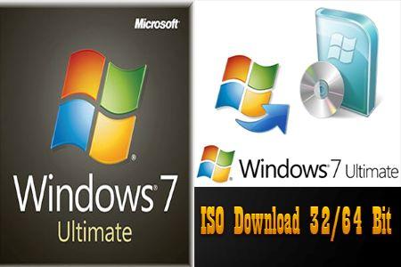 Download Windows 7 Ultimate ISO 32/64 Bit Full Version [2021]