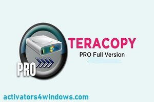 Teracopy Pro 3.8.5 Crack With License Key 2021 [Latest Version]
