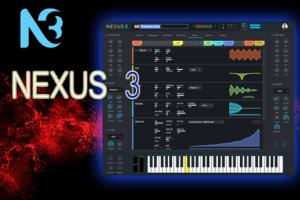 reFX Nexus 3 Crack 3.4.4 Full Version 2021 Free Download [Latest]