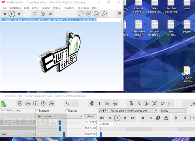 BluffTitler 15.3.0.5 Crack with Full Serial Key 2021 [Latest Version]