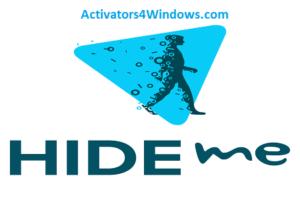 Hide.me VPN 3.8.3 Crack Enterprise Edition 2021 [Free Premium Account]