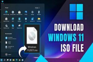 Windows 11 ISO File (x64) Download | Leak News | Release Date