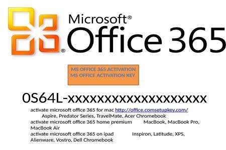 Microsoft Office 365 Product Key Generator Online 2021 [Lifetime]